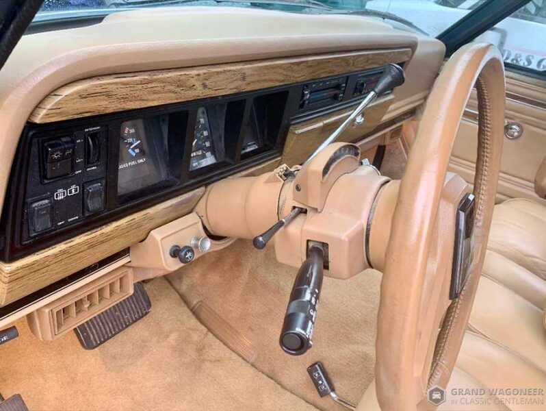 1987 Jeep Grand Wagoneer Grand Wagoneer By Classic Gentleman